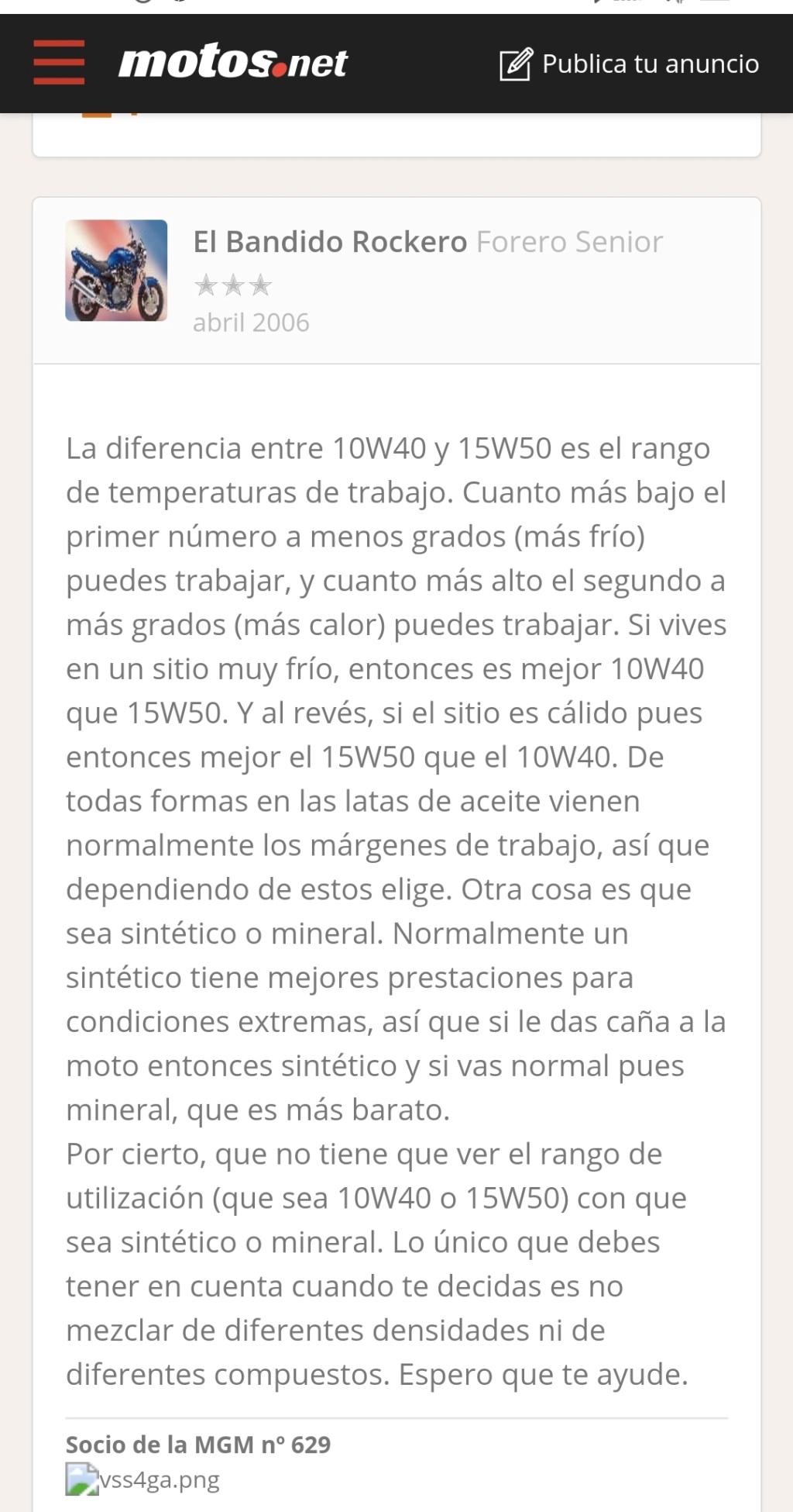 Revisión de los 1000 km, aceite 15w50 Img_2013