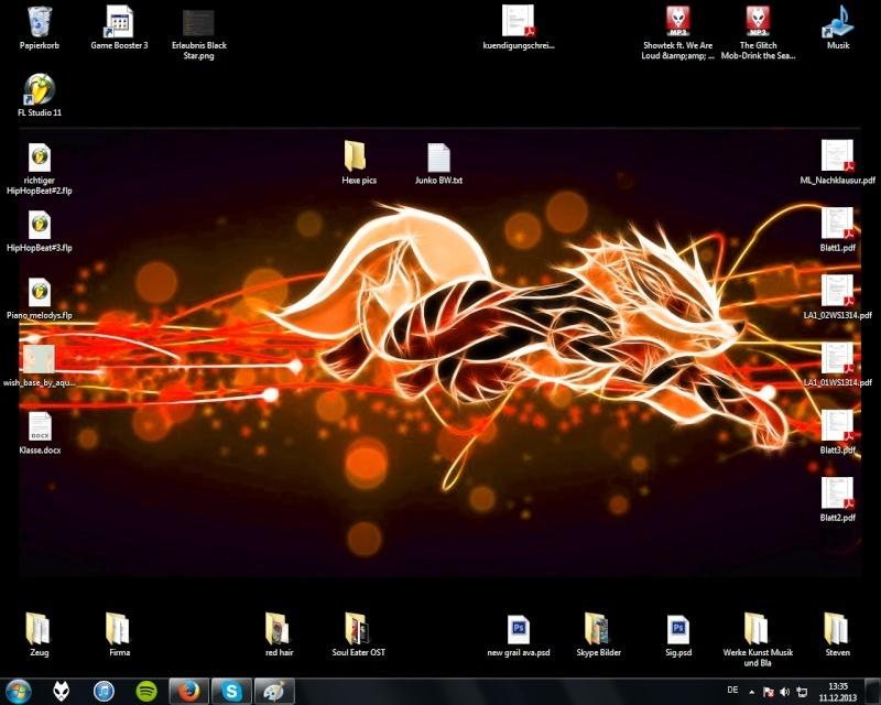 Zeigt uns eure Desktops!! >:DDD Unbena10