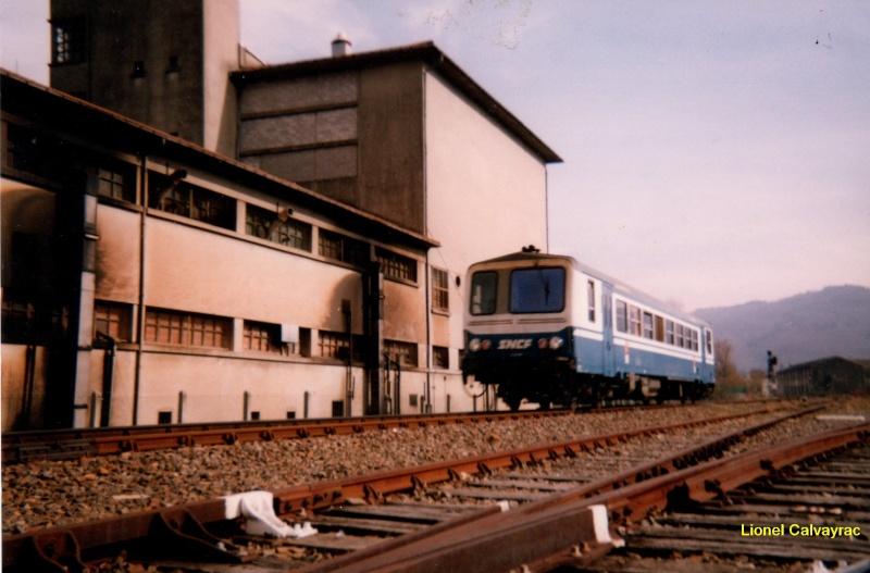 Pk 385,2 : Gare de Mazamet (81) - Page 6 X210010