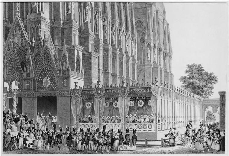 Splendeurs des sacres royaux  - Reims - Palais du Tau   Sacre_12