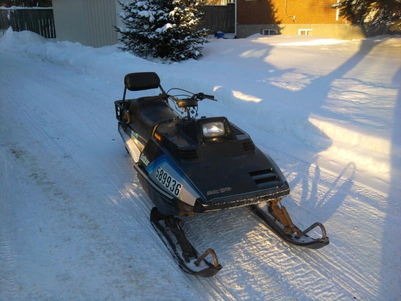 "'86 Craftsman II [""Cube""] Trail/Mud Mower Build 2013-115"