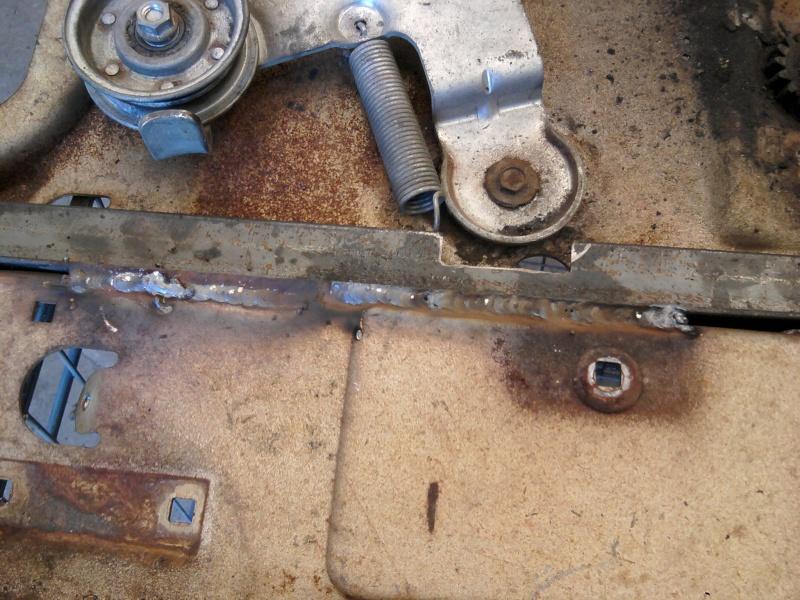 1982 Craftsman LT11 Trail/Mud/Woods Tractor 2014-036