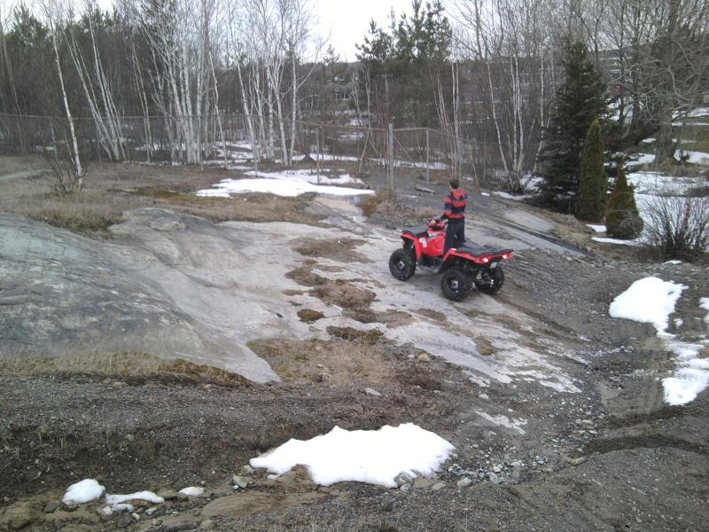 1982 Craftsman LT11 Trail/Mud/Woods Tractor 2014-050