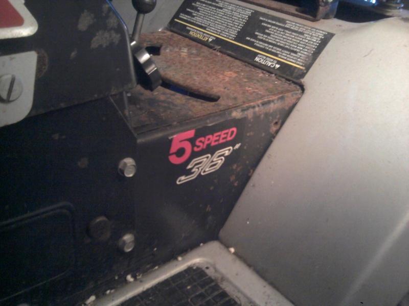 "'86 Craftsman II [""Cube""] Trail/Mud Mower Build 5_spee10"