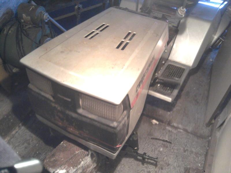 "'86 Craftsman II [""Cube""] Trail/Mud Mower Build Front_10"
