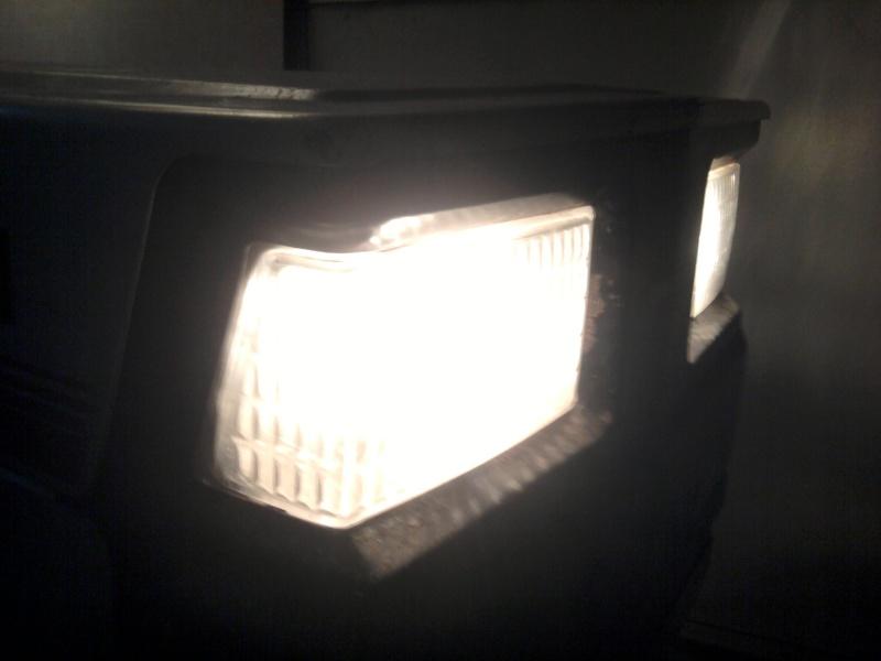 "'86 Craftsman II [""Cube""] Trail/Mud Mower Build Lights10"