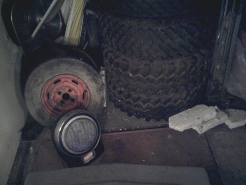 "'86 Craftsman II [""Cube""] Trail/Mud Mower Build Lights12"