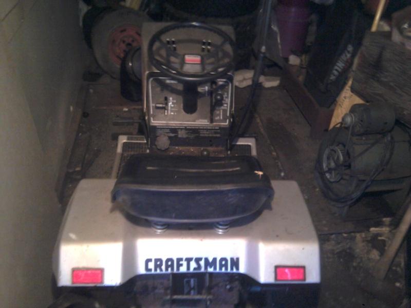 """'86 Craftsman II [""""Cube""""] Trail/Mud Mower Build Rear_v10"""