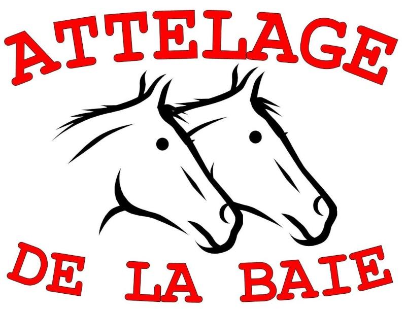 Attelage de la Baie ==> Sud Manche => Mt St Michel Logo_r10