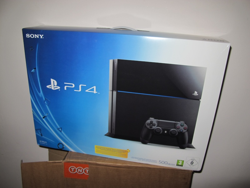 Tout sur la Sony Playstation 4 - PS4 Img_0911