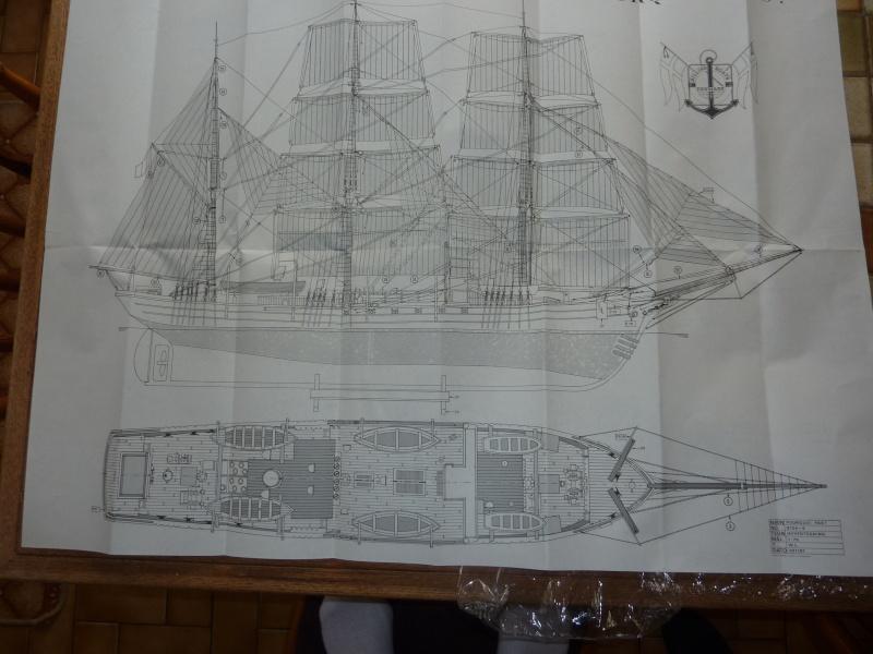 Le Pourquoi-Pas 1908 - Billing Boats - 1/75éme P1050318