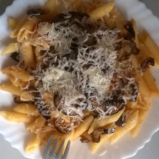 Défi culinaire de mai - Pasta et risotto ! Ma che ! - BRAVO HONEY Instag12