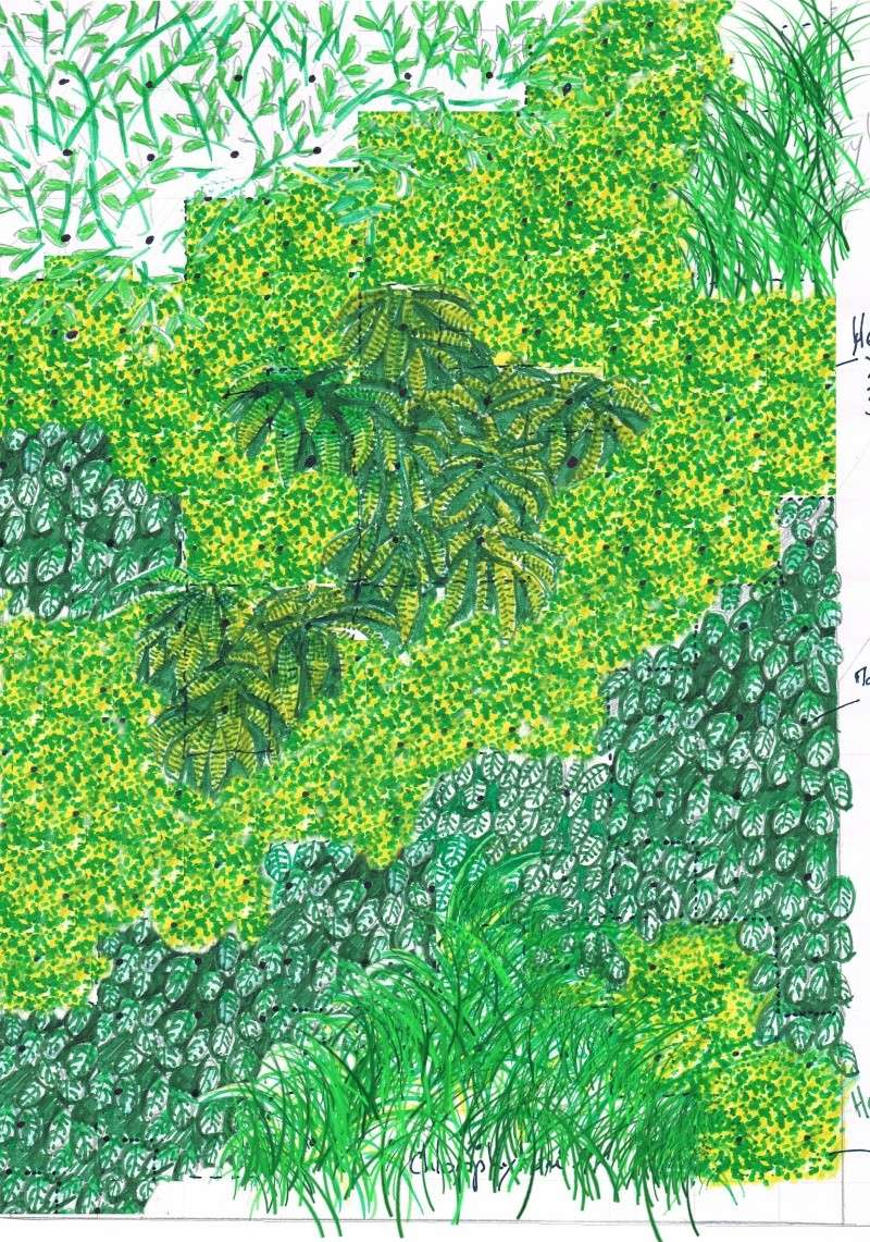 [PROJET TERMINE] Mur végétalisé 1.35m / 3.10m de haut maxi Murrve10
