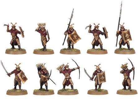 Figurines Seigneur Des Anneaux M2170111