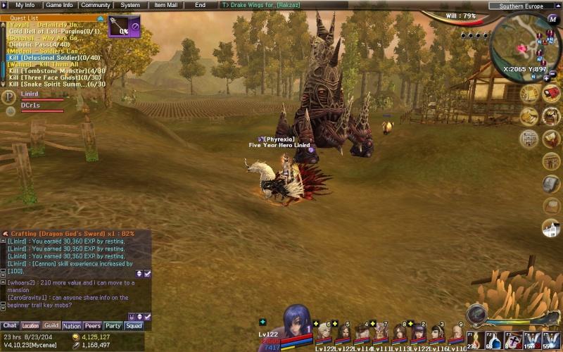 Linird's Scavenger Hunt Levi10