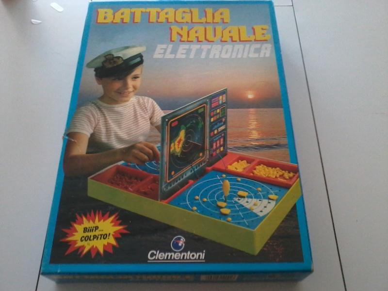Vendo battaglia navale elettronica Clementoni Battag10