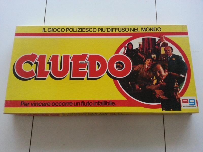 Vendo Cluedo (scatola gialla) Cluedo10