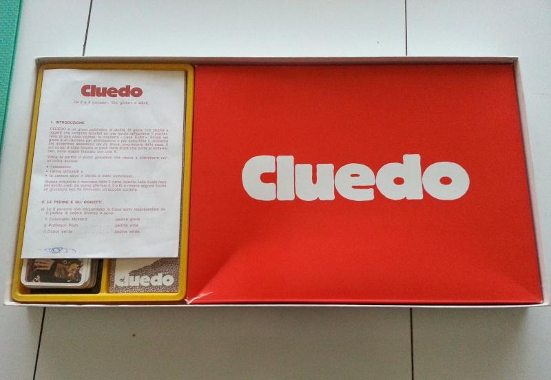 Vendo Cluedo (scatola gialla) Cluedo12