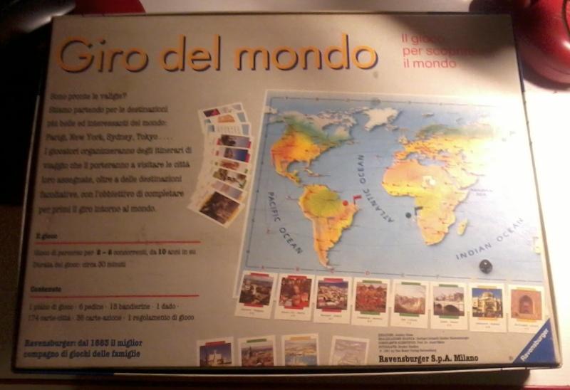 Vendo Giro Del Mondo Ravensburger Girode11