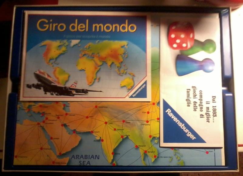 Vendo Giro Del Mondo Ravensburger Girode12