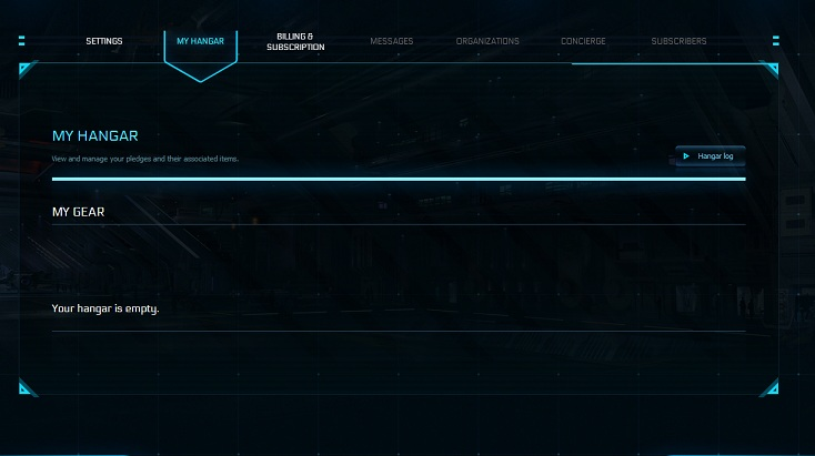 Free Star Citizen accounts : Cz10