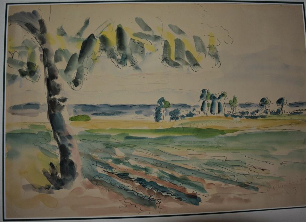 aquarelle signée L. Chalim? Dsc_7718