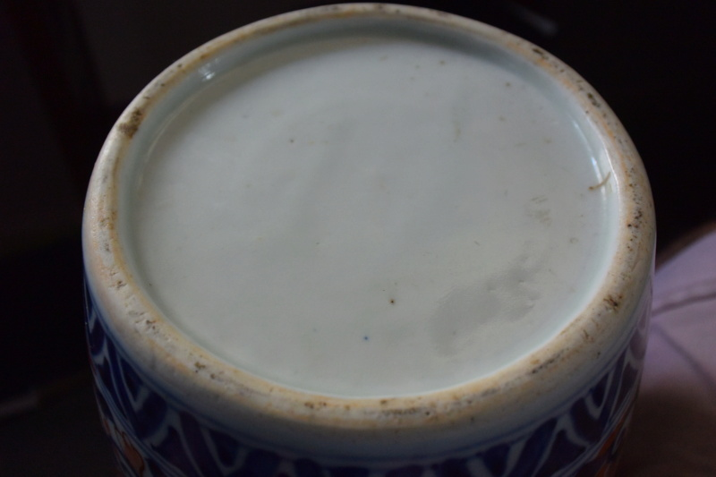 Vase Imari de période inconnue Dsc_7720