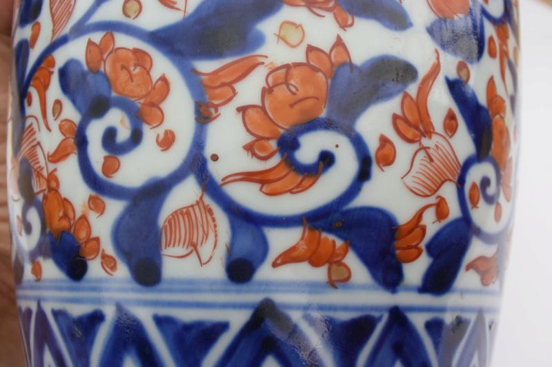 Vase Imari de période inconnue Dsc_7723