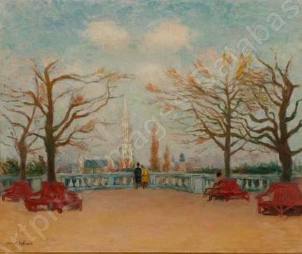 Marcel Stobbaerts (1899-1979) Mont_d10