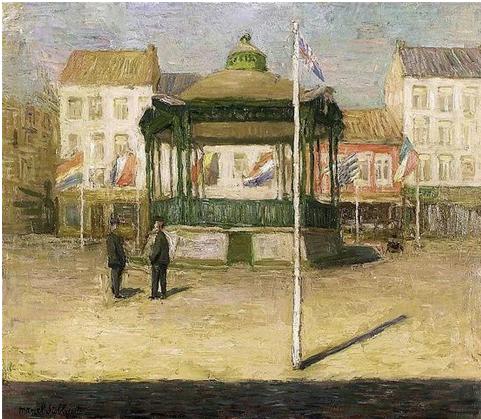 Marcel Stobbaerts (1899-1979) Place_10
