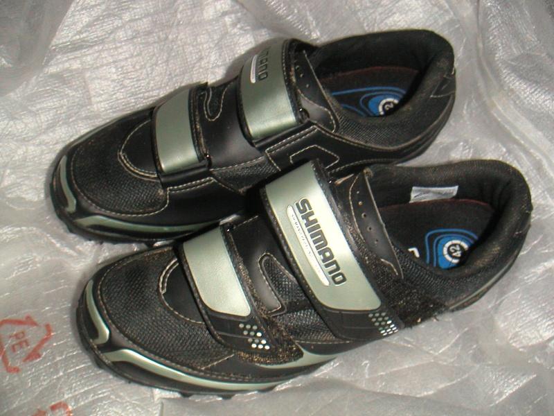 chaussure shimano et pedales spd Pict0511