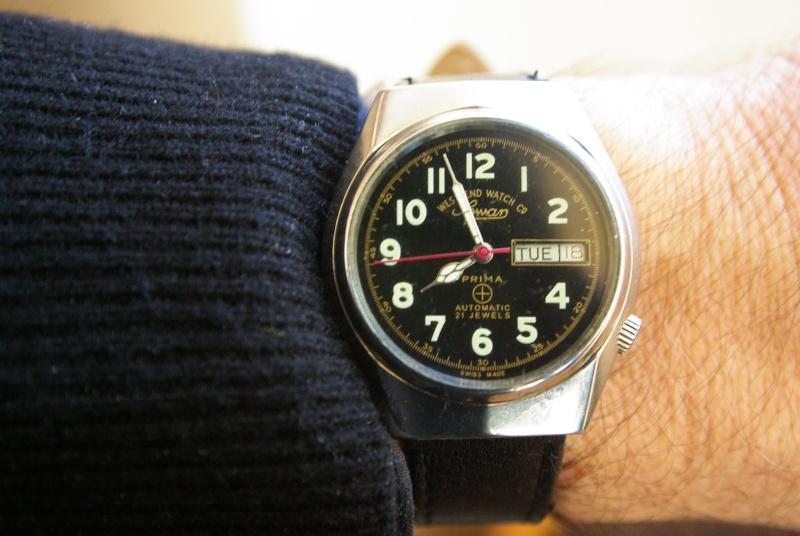 West-end, la montre de l'armée de Indes Imgp9215