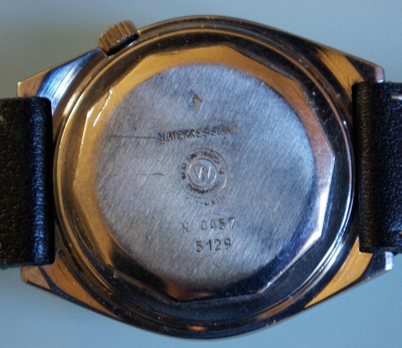 West-end, la montre de l'armée de Indes West_e10