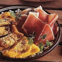 Omelette au jambon de montagne Omelet11