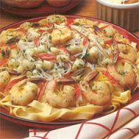 Tagliatelles aux fruits de mer Taglia10