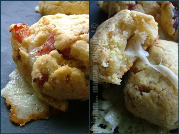 Cookies Aux Pommes De Terre, Lardons & Reblochon Tartif10
