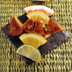 Yakitori de veau aux agrumes Yakito10