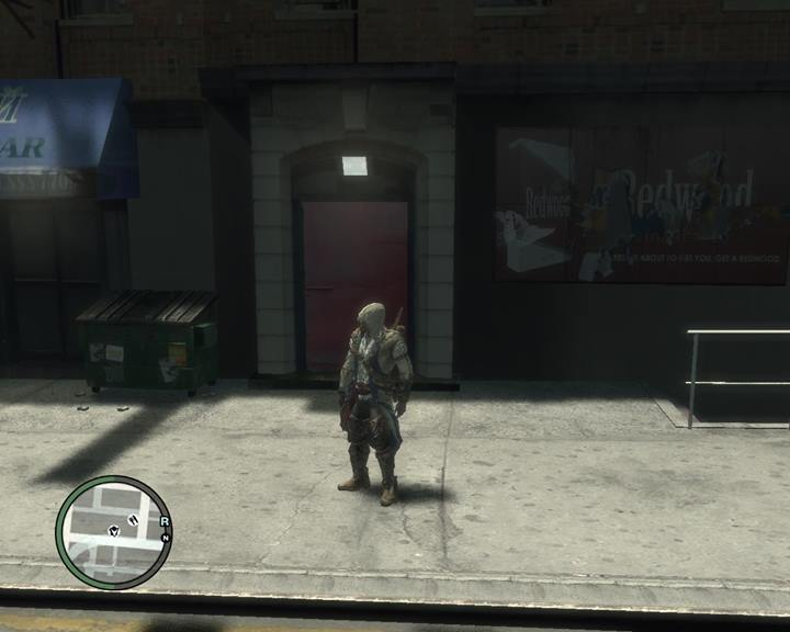 Assassin's Creed With GTA IV 16224410