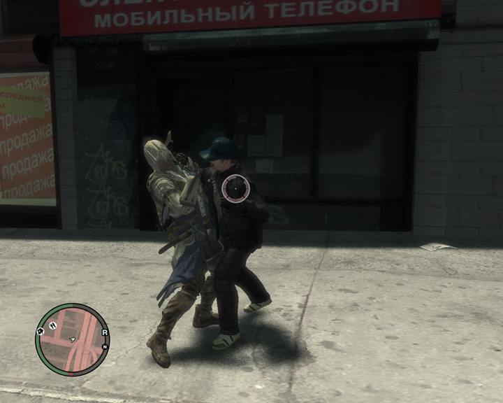 Assassin's Creed With GTA IV 18914710