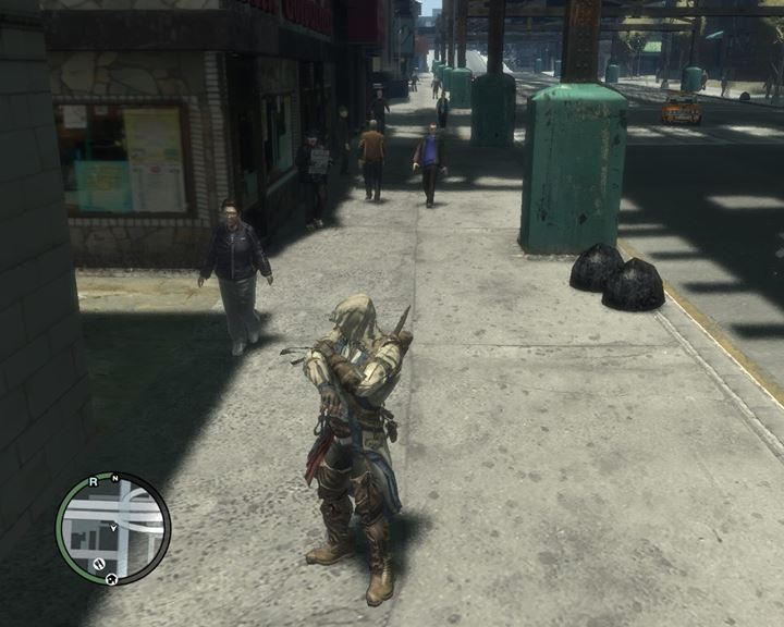 Assassin's Creed With GTA IV 19415510