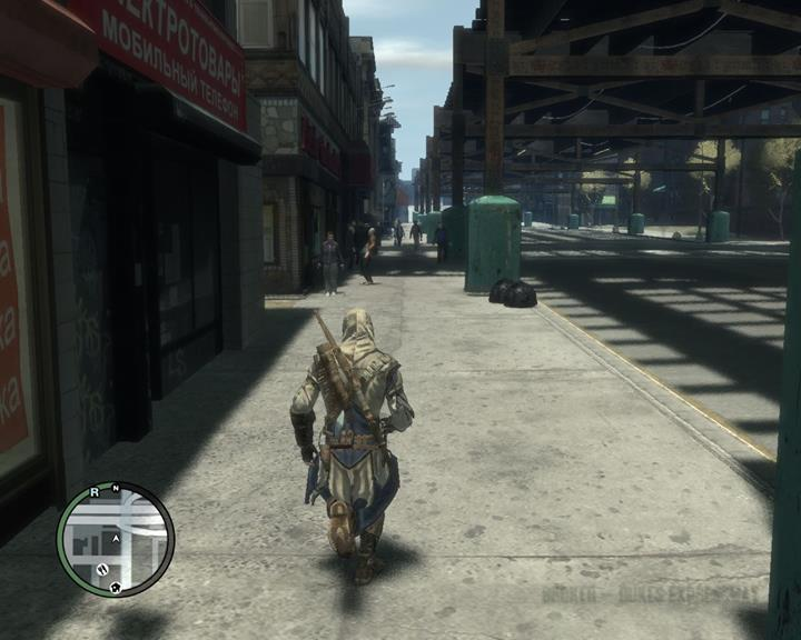 Assassin's Creed With GTA IV 19784510