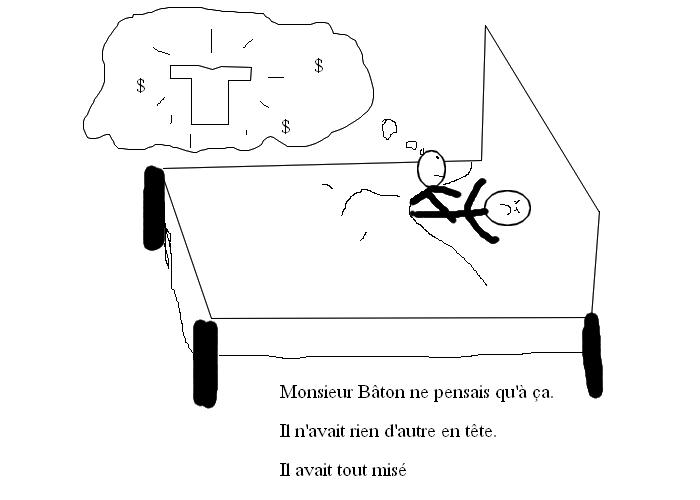 MONSIEUR BÂTON 411