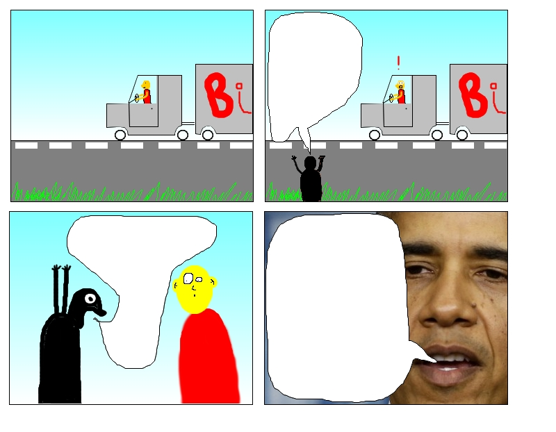 Bulles blanches 4 Obama10