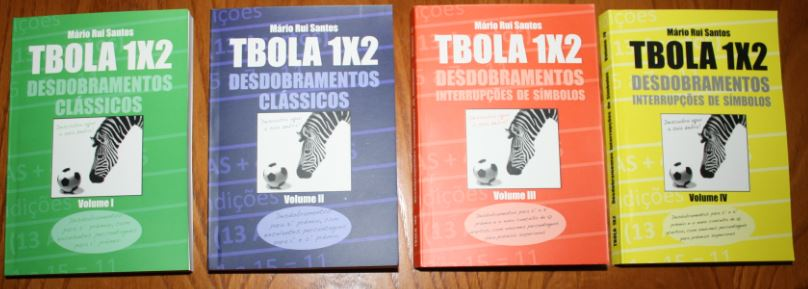 LIVROS DE DESDOBRAMENTOS - Totobola / Quiniela / Diversos Totobola por esse mundo fora, etc - Página 3 Livros10