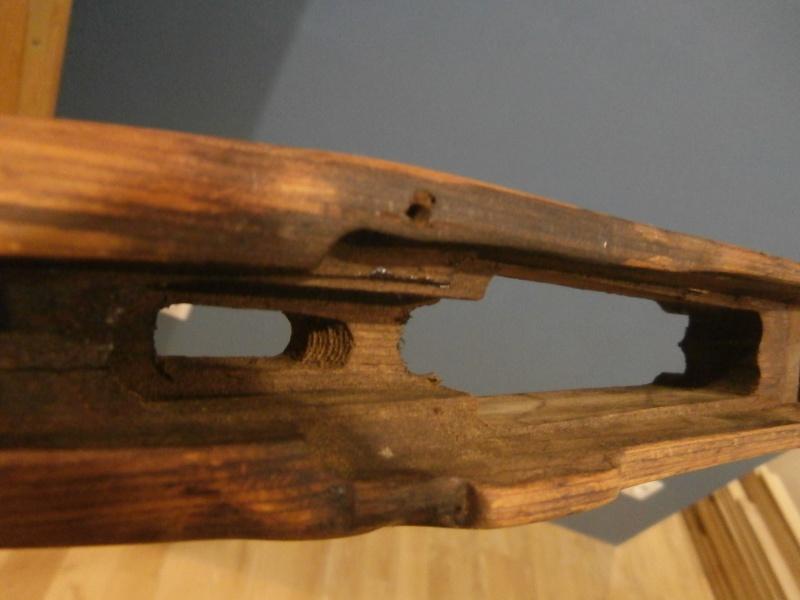 Crosse kar98 en lamellé-collé fissurée Pc170112