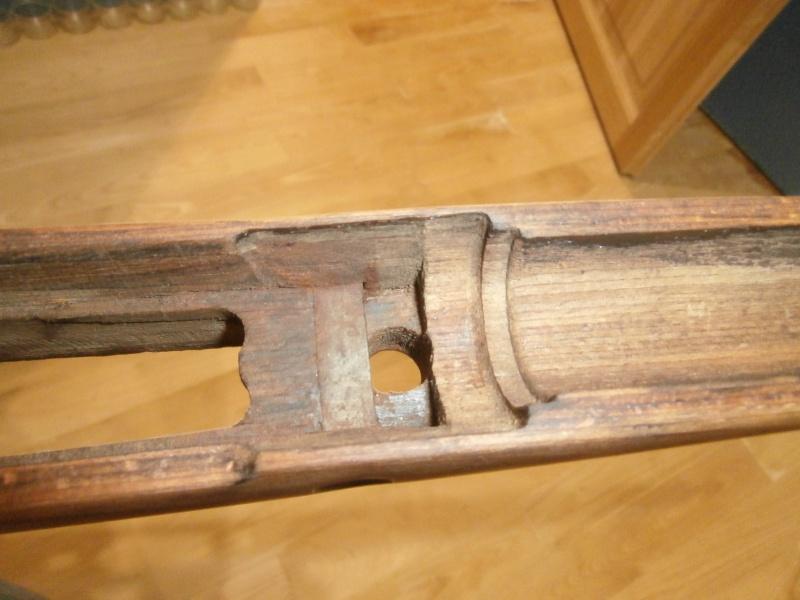 Crosse kar98 en lamellé-collé fissurée Pc170113