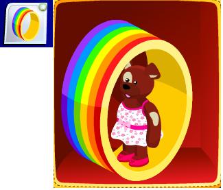Rainbow Wheel Ride Rainbo10