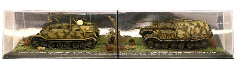 """[IXO] Bergetiger & Panzerjäger Tiger (P) """"Elefant"""" (Sd.Kfz. 184) (02) Sdkfz_17"""
