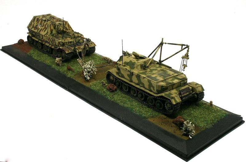 """[IXO] Bergetiger & Panzerjäger Tiger (P) """"Elefant"""" (Sd.Kfz. 184) (02) Sdkfz_20"""