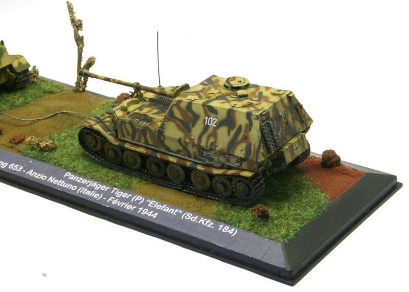 """[IXO] Bergetiger & Panzerjäger Tiger (P) """"Elefant"""" (Sd.Kfz. 184) (02) Sdkfz_24"""